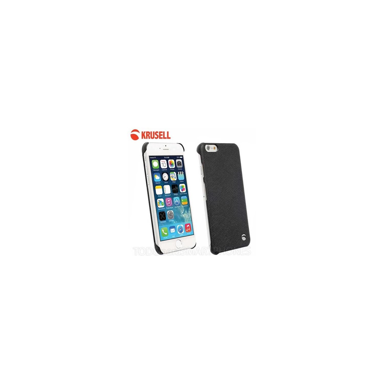 Funda iPhone 6 Krusell Malmo - Negra