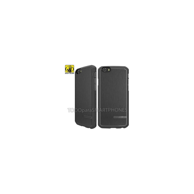 Funda Body Glove iPhone 6 Satin Negra