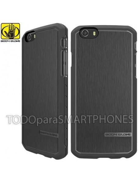 Case - Body Glove for iPhone 6 Satin Black