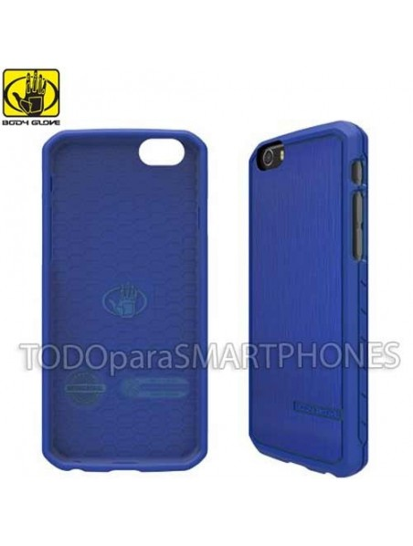 Funda BODY GLOVE iPhone 6s/6  Satin Azul
