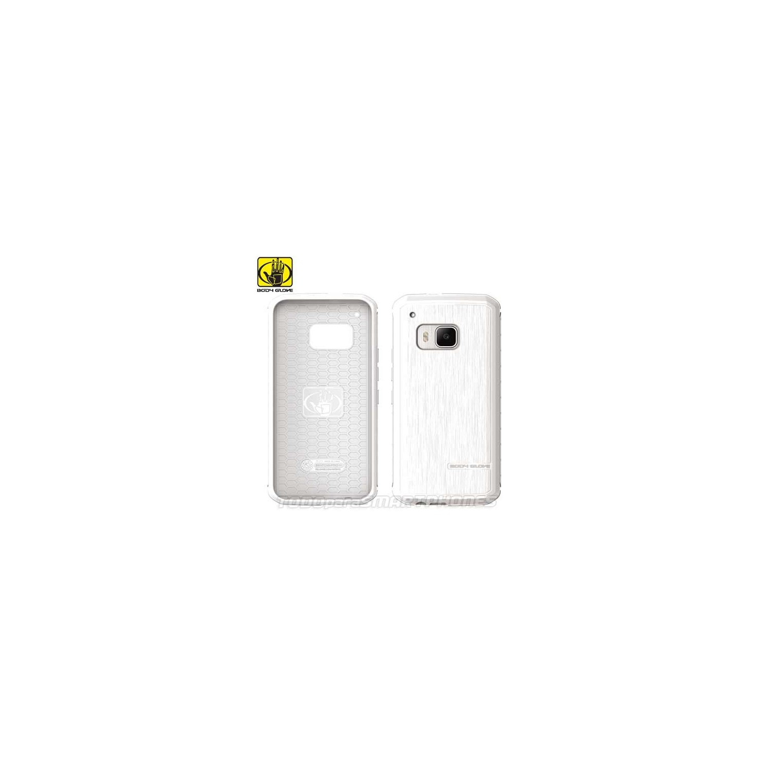 Funda BODY GLOVE HTC One M9 Fusion Pro Blanca