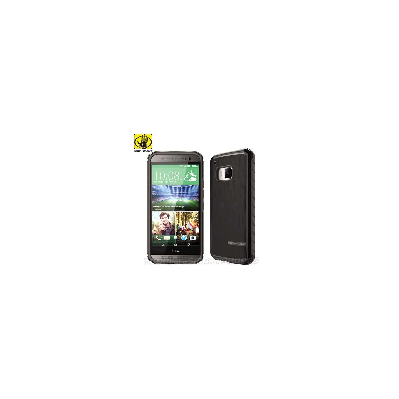 Case - Body Glove for  HTC One M9 Fusion Pro Black
