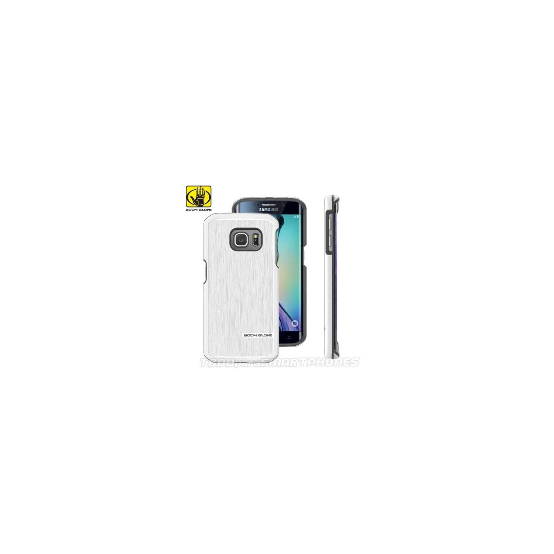 Funda BODY GLOVE Samsung S6 Edge Fusion Pro Blanca