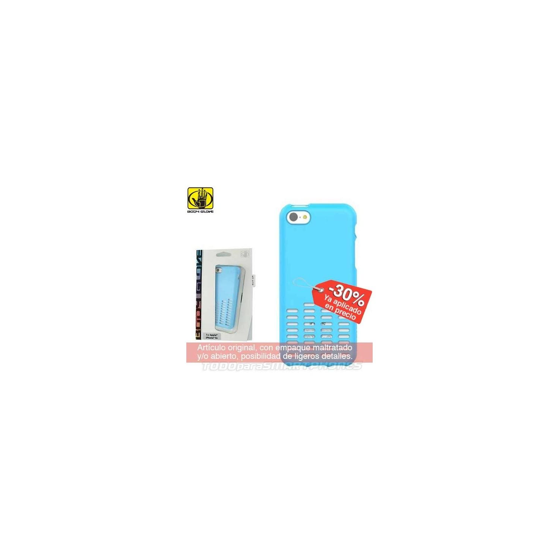 Funda BODY GLOVE iPhone 5C Amp Azul