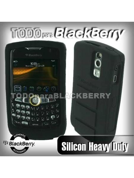Funda Silicon 8350i Nextel USO RUDO original Blackberry
