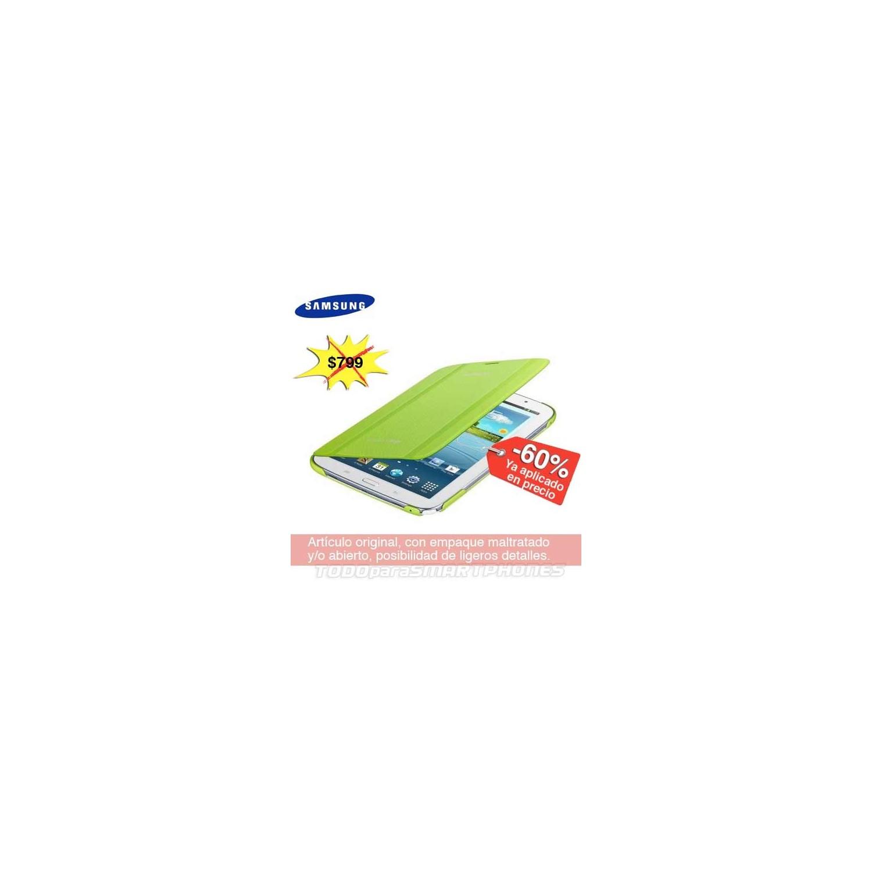Funda SAMSUNG OEM para Note 8 Book Cover Verde