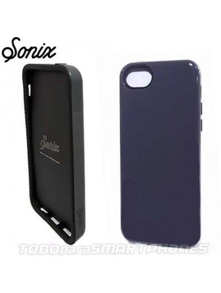 Funda SONIX iPhone 5C Inlay Case Gris