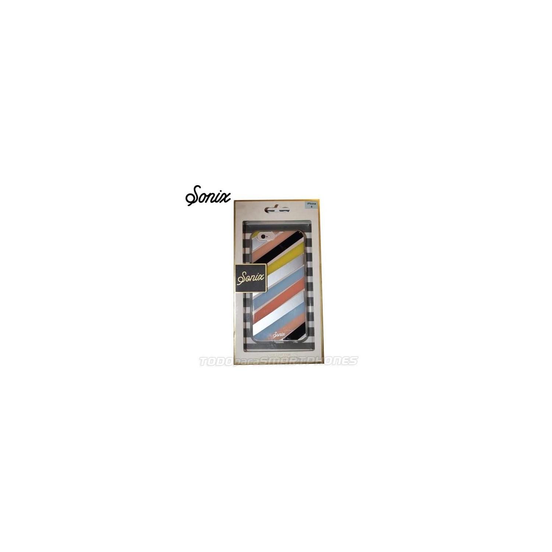 Case - SONIX for iPhone 6/6s Checker Stripe