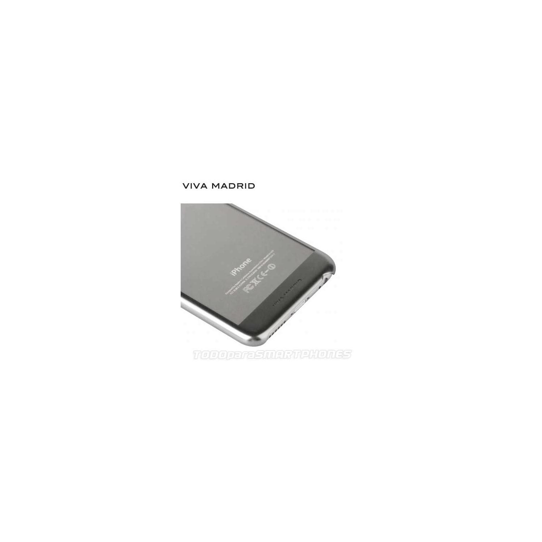 Case - Viva Madrid Ultra slim for iPhone 6 PLUS Metalico Frost Gunmetal
