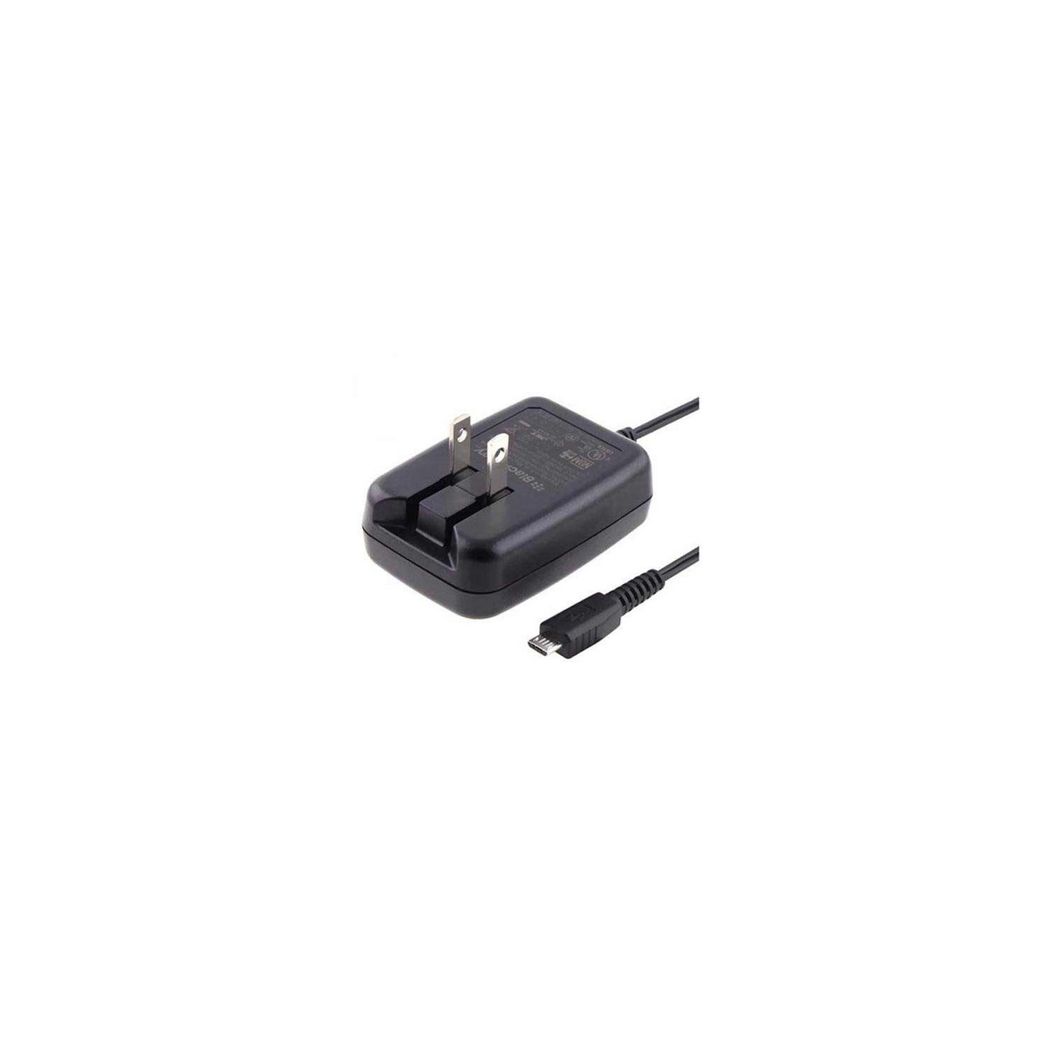 Charger - Blackberry OEM AC micro USB Charger