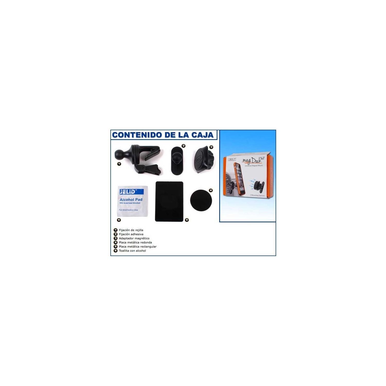 Holder iBolt mag Dock and Vent Kit for all Smartphones