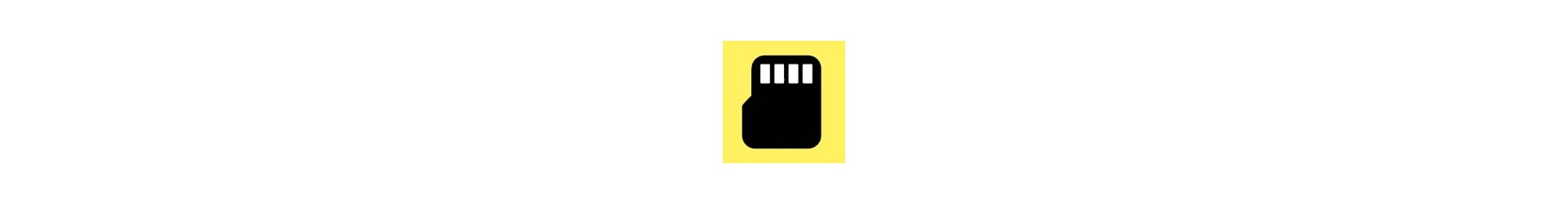 Memorias Micro USB
